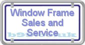window-frame-sales-and-service.b99.co.uk